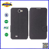 Lichi Pattern Wallet Case for Samsung Galaxy Note II N7100