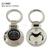 Assement OEM Kitchen Tool Customized Metal Bottle Opener Keychain