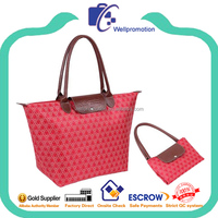 Wholesale ladies college handbags with custom logo