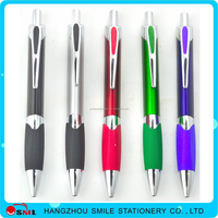 2016 Novelty flower plastic ball pen for promotional