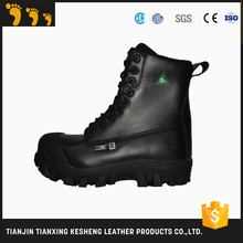 mining anti slip industrial heavy duty work boots safety shoe