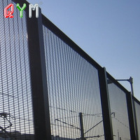 High Density Security Fence 358 Military Security Fencing