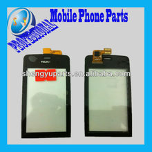 Mobile phone touch screen for nokia Asha 308 N308 touch+digitizer screen Original New Quality