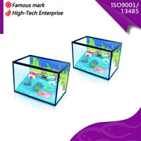 12L marine aquarium desktop fish tank kit