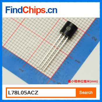 Buy L78L05ACZ L78L05 Find Low Prices -- China's Largest Original Inventory!