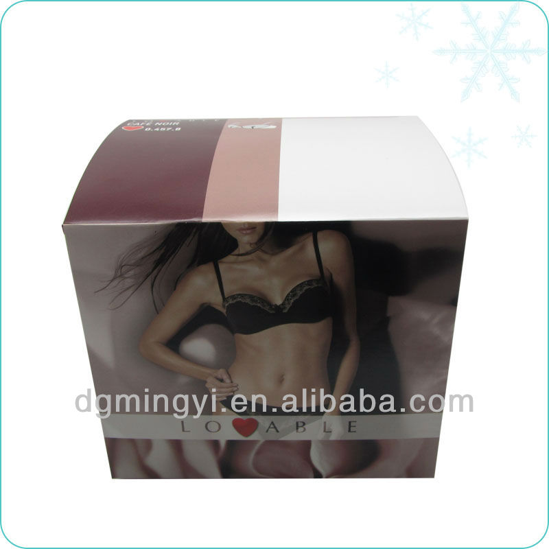 magic soft bra cardboard box