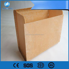 Prefabricated temporary walls by paper honeycomb panel for packaging