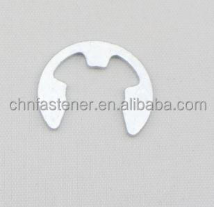Stainless steel E circlip