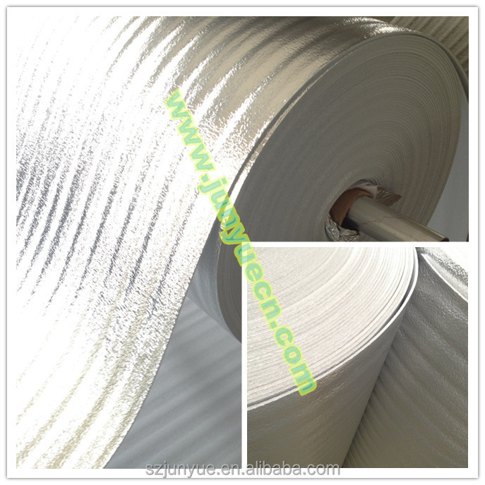 Foil Faced Foam Insulation/Aluminium Foil PE Foam