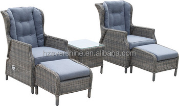 Best Quality Reclining Sofa High Quality Italy Leather Recliner