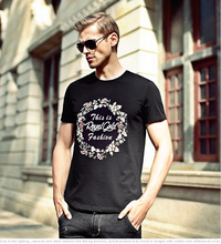 wholesale t shirts printing in china custom printed shirts latest fancy design pattern men t shirt