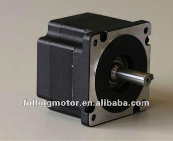 Nema 34 high torque hybrid stepper motor square buy for Stepper motor torque control