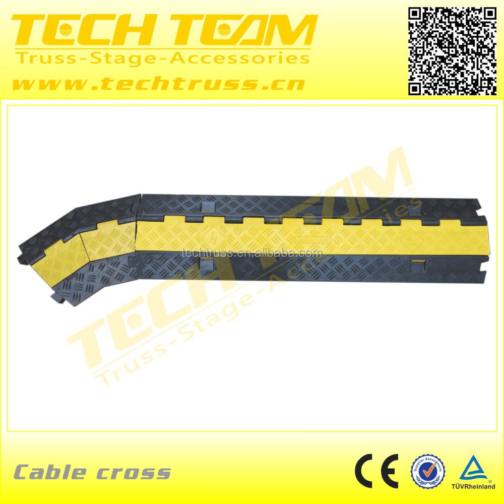 1/2/3/4/5 Channel indoor/outdoor cable protector