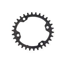 CNC Aluminum alloy 7075 Road Bike Single Narrow Wide Round Oval Chain ring Sprocket