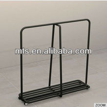 Metal Display Rack Bench for Store