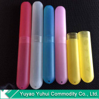 Yuyao Travel Toothbrush Case & Plastic Toothbrush Holder with Cover