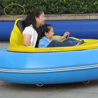 Attraction park games bumper car toy cars kids