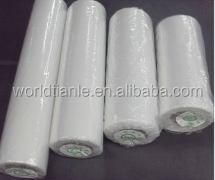 Food Grade Material Security Feature PE Food Flat Bags for Food Packing and workable for Supermarket Industrial