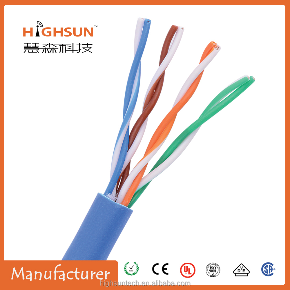 best price cat5 cat5e cat6 cat6a cable lan for network connection