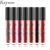 OEM Factory Wholesale Price CY004 Ultra Matte Waterproof Kissproof Long Lasting 18 Hours Color Liquid lipstick