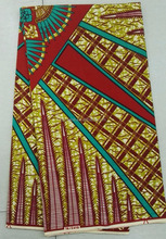 2017 new designs african wax real super wax java holland super wax print fabric h881