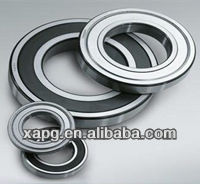 Sealed redial contact deep groove ball bearing