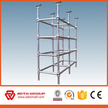 Cuplock System Scaffolding stainless stainless steel pipe /joint compound /solger industry