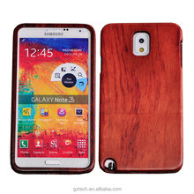 OEM custom design cell phone case, wooden mobile phone case for Samsung Note3