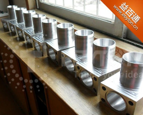 low volume production metal parts cnc