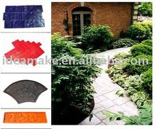 Paver Mold for making paving stones of your garden