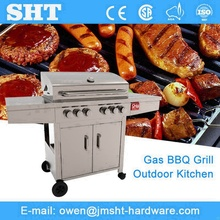 Top Quality Good Price Vertical Korean Restaurant Table Top Barbecue