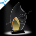 wholesale crystal flame trophy award 2017