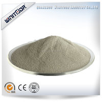94%min undensified Microsilic/silica fine powder for precast concrete with good price