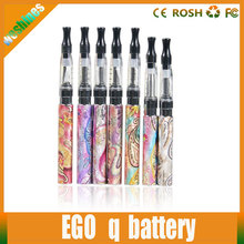 fast lead time low price ego q 900 mah battery e cig