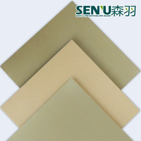 China suppliers SENYU environment-friendly wpc composite plastic formwork system