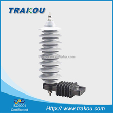11kv high voltage zinc oxide surge arrester/zinc oxide lightning arrester