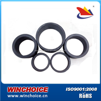 Customized radial magnetization ferrite ring magnet