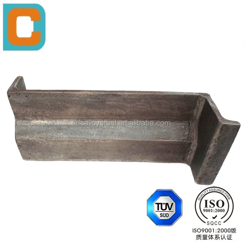 Chinese Manufacturer Supply OEM Alloy steel products made from sand casting
