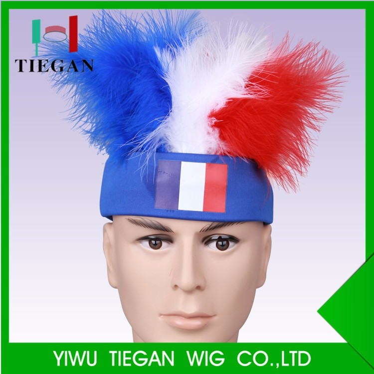 Wholesale promotion hair wig party wigs headgear fancy dress fake hair perry blue wig for party&holliday