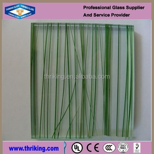 Best price wired figured glass, wired glass manufactory
