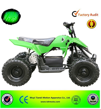 High quality 500W 24V Chinese Electric ATV for sale