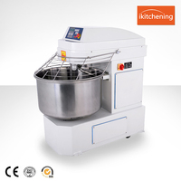 Ikitchening Dough Mixer Spiral Mixer for Bakery