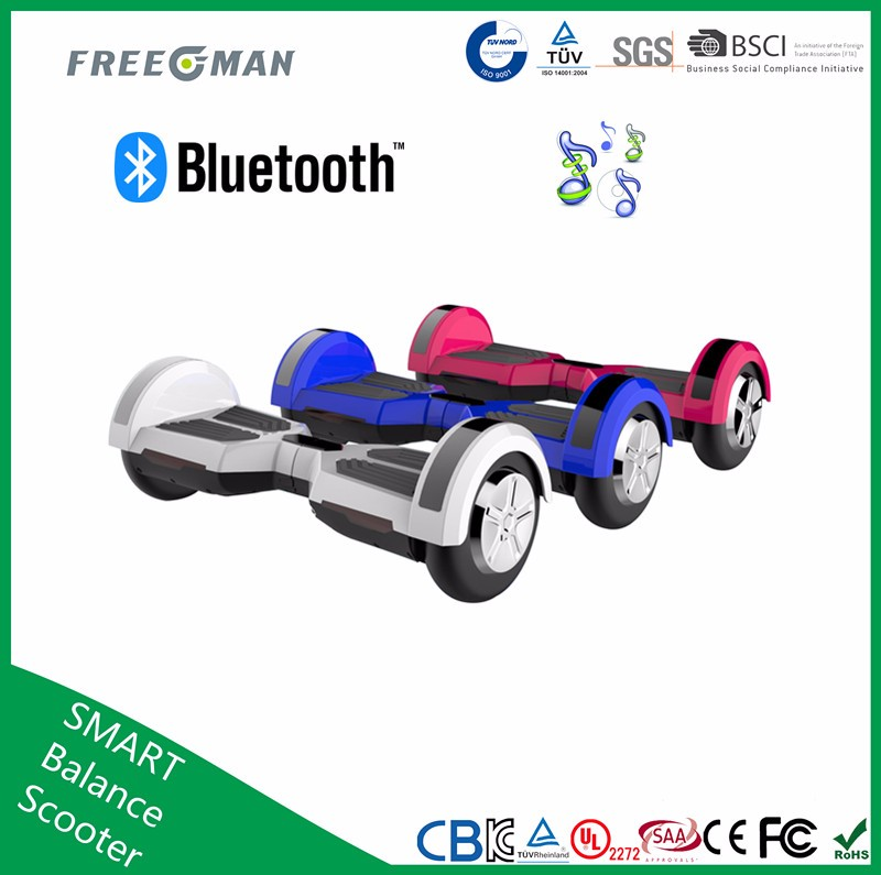new 2016 CE/EEC/EPA/DOT/COC hover board balancing scooter