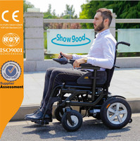 Showgood 2016 New Full Function Disabled Power Electric Wheelchair