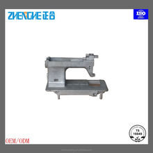 Aluminum die casting household sewing machine parts/OEM