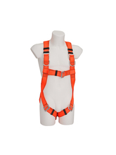 full body custom wear resistant safety harness