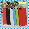 rubber finish soft feeling plastic cell phone case back cover for iphone 6