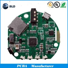 SMD led pcb assembly shenzhen/ pcba assemblly with double-sided SMT Assembly