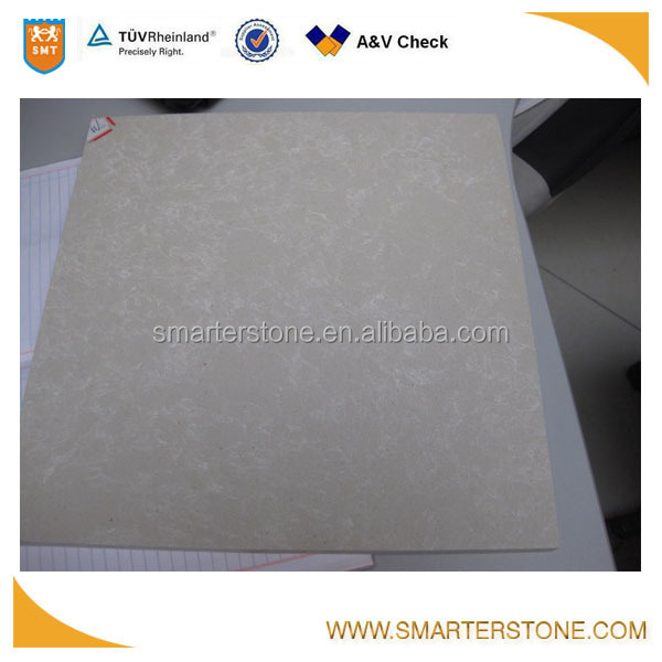Crema marfil artificial marble beige quartzite for wall