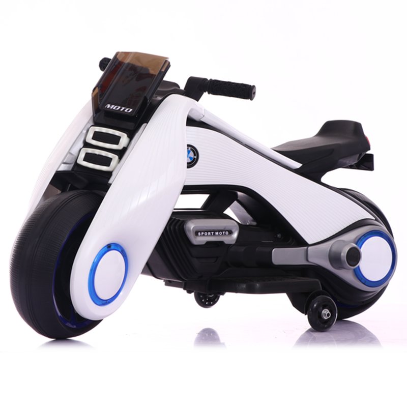 Licensed Ride On Kids Toy 3 Wheel E-Scooter <strong>Car</strong> Electric Motorcycle For Baby with BMW